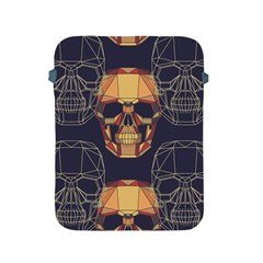 Skull Pattern Apple Ipad 2/3/4 Protective Soft Cases by BangZart