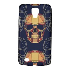 Skull Pattern Galaxy S4 Active