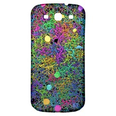 Starbursts Biploar Spring Colors Nature Samsung Galaxy S3 S Iii Classic Hardshell Back Case by BangZart