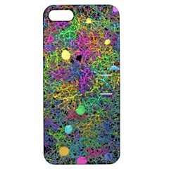 Starbursts Biploar Spring Colors Nature Apple Iphone 5 Hardshell Case With Stand