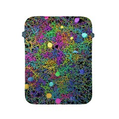 Starbursts Biploar Spring Colors Nature Apple Ipad 2/3/4 Protective Soft Cases