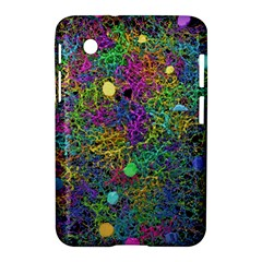 Starbursts Biploar Spring Colors Nature Samsung Galaxy Tab 2 (7 ) P3100 Hardshell Case