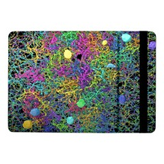 Starbursts Biploar Spring Colors Nature Samsung Galaxy Tab Pro 10 1  Flip Case by BangZart