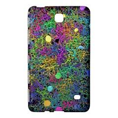 Starbursts Biploar Spring Colors Nature Samsung Galaxy Tab 4 (8 ) Hardshell Case