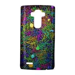 Starbursts Biploar Spring Colors Nature Lg G4 Hardshell Case