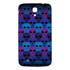 Skull Pattern Wallpaper Samsung Galaxy Mega I9200 Hardshell Back Case