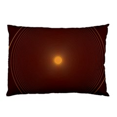 Spiral Vintage Pillow Case (two Sides)
