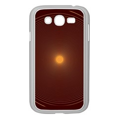 Spiral Vintage Samsung Galaxy Grand Duos I9082 Case (white) by BangZart