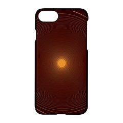 Spiral Vintage Apple Iphone 7 Hardshell Case by BangZart