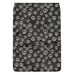 Skull Halloween Background Texture Flap Covers (l)  by BangZart