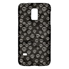 Skull Halloween Background Texture Galaxy S5 Mini