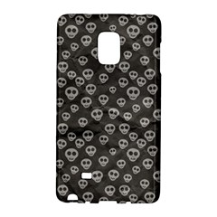 Skull Halloween Background Texture Galaxy Note Edge by BangZart