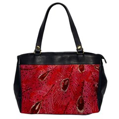Red Peacock Floral Embroidered Long Qipao Traditional Chinese Cheongsam Mandarin Office Handbags by BangZart