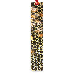 Queen Cup Honeycomb Honey Bee Large Book Marks by BangZart