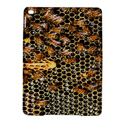 Queen Cup Honeycomb Honey Bee Ipad Air 2 Hardshell Cases by BangZart