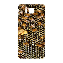 Queen Cup Honeycomb Honey Bee Samsung Galaxy Alpha Hardshell Back Case by BangZart