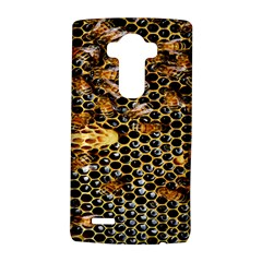 Queen Cup Honeycomb Honey Bee Lg G4 Hardshell Case by BangZart