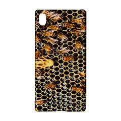 Queen Cup Honeycomb Honey Bee Sony Xperia Z3+