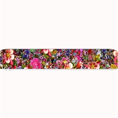 Psychedelic Flower Small Bar Mats