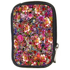Psychedelic Flower Compact Camera Cases