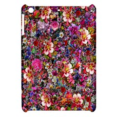 Psychedelic Flower Apple Ipad Mini Hardshell Case by BangZart