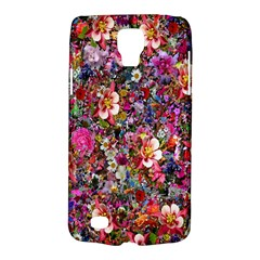 Psychedelic Flower Galaxy S4 Active by BangZart
