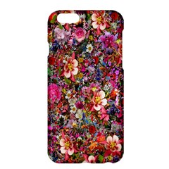 Psychedelic Flower Apple Iphone 6 Plus/6s Plus Hardshell Case by BangZart