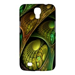 Psytrance Abstract Colored Pattern Feather Samsung Galaxy Mega 6 3  I9200 Hardshell Case by BangZart