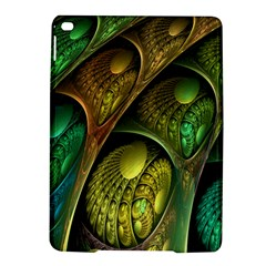 Psytrance Abstract Colored Pattern Feather Ipad Air 2 Hardshell Cases