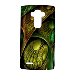 Psytrance Abstract Colored Pattern Feather Lg G4 Hardshell Case by BangZart