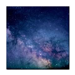 Galaxy Nebula Astro Stars Space Tile Coasters by paulaoliveiradesign
