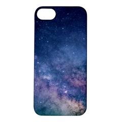 Galaxy Nebula Astro Stars Space Apple Iphone 5s/ Se Hardshell Case by paulaoliveiradesign