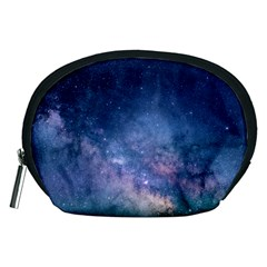Galaxy Nebula Astro Stars Space Accessory Pouches (medium)  by paulaoliveiradesign