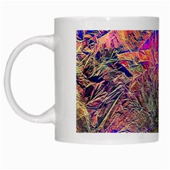 Poetic Cosmos Of The Breath White Mugs