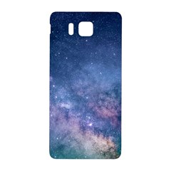 Galaxy Nebula Astro Stars Space Samsung Galaxy Alpha Hardshell Back Case by paulaoliveiradesign