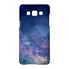 Galaxy Nebula Astro Stars Space Samsung Galaxy A5 Hardshell Case  by paulaoliveiradesign