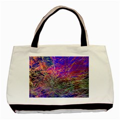 Poetic Cosmos Of The Breath Basic Tote Bag by BangZart