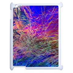 Poetic Cosmos Of The Breath Apple Ipad 2 Case (white) by BangZart