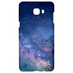 Galaxy Nebula Astro Stars Space Samsung C9 Pro Hardshell Case  by paulaoliveiradesign