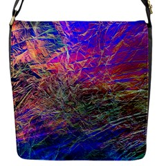 Poetic Cosmos Of The Breath Flap Messenger Bag (s) by BangZart