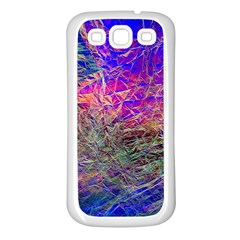 Poetic Cosmos Of The Breath Samsung Galaxy S3 Back Case (white) by BangZart
