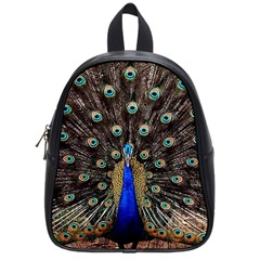Peacock School Bags (small)