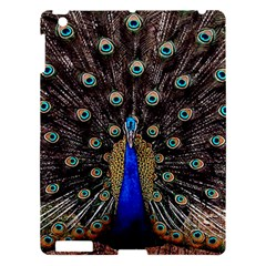 Peacock Apple Ipad 3/4 Hardshell Case