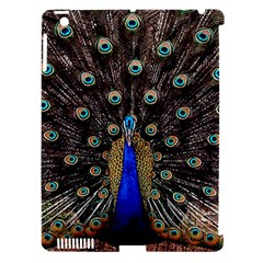 Peacock Apple Ipad 3/4 Hardshell Case (compatible With Smart Cover) by BangZart