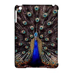 Peacock Apple Ipad Mini Hardshell Case (compatible With Smart Cover) by BangZart