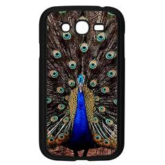 Peacock Samsung Galaxy Grand Duos I9082 Case (black) by BangZart