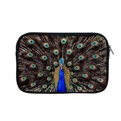 Peacock Apple Macbook Pro 13  Zipper Case