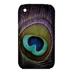 Peacock Feather Iphone 3s/3gs by BangZart