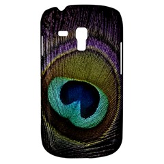 Peacock Feather Galaxy S3 Mini by BangZart