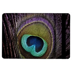 Peacock Feather Ipad Air Flip by BangZart